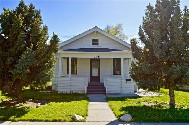 208 S 34th St., Billings, MT 59101 (MLS #284445) :: Realty Billings