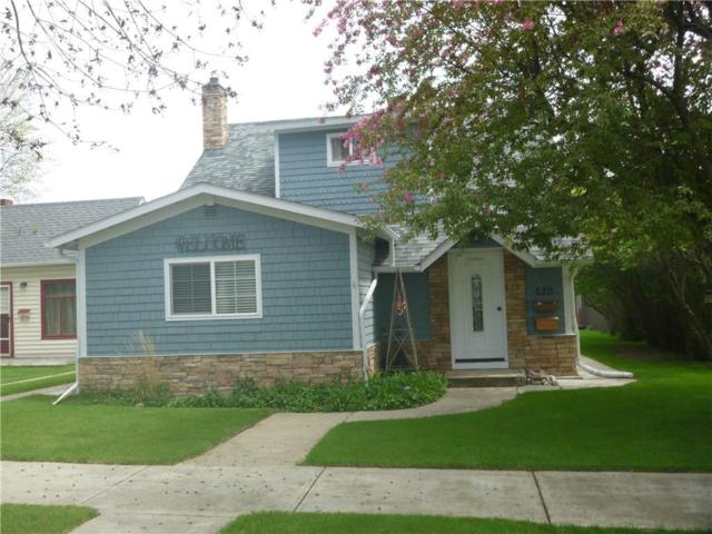 620 3rd Street West, Roundup, MT 59072 (MLS #284467) :: Realty Billings