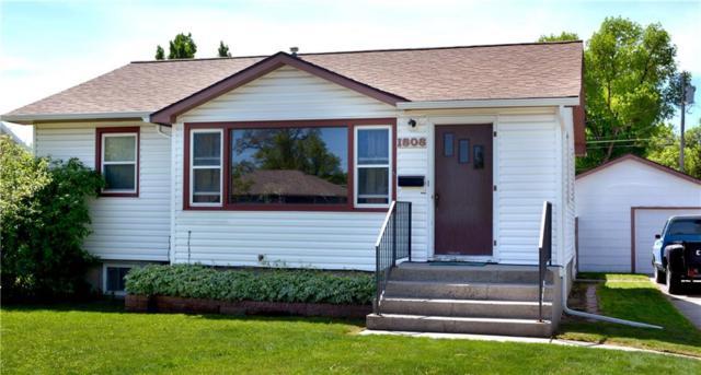 1808 Clark Avenue, Billings, MT 59102 (MLS #284545) :: Realty Billings