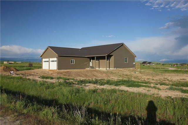 207 Laptop Loop, Roberts, MT 59070 (MLS #285635) :: Search Billings Real Estate Group