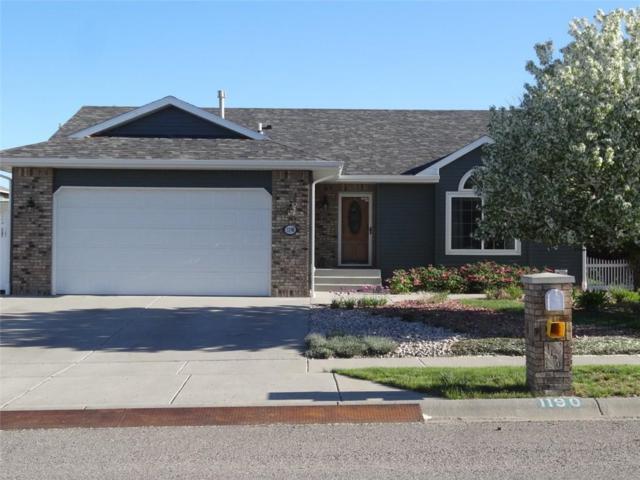 1190 El Rancho Drive, Billings, MT 59105 (MLS #285655) :: Realty Billings