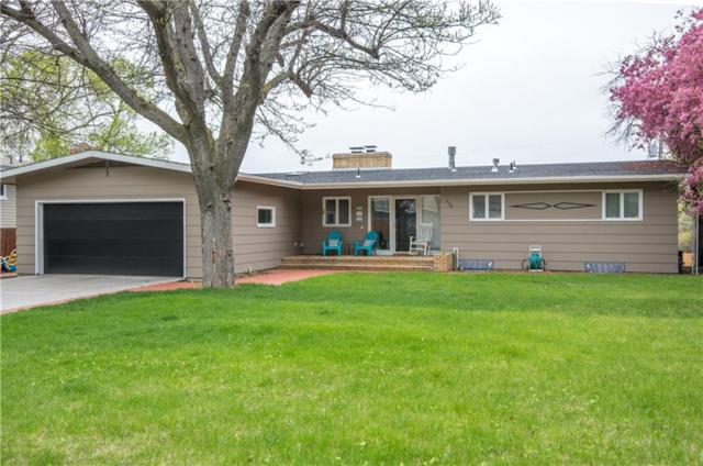 2116 Fairway Drive, Billings, MT 59102 (MLS #285680) :: Realty Billings