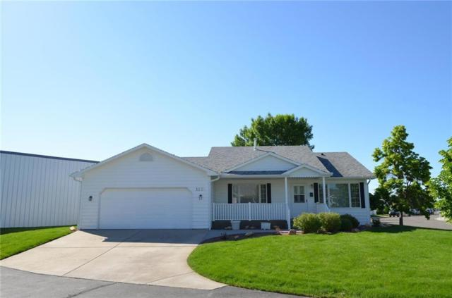 1571 Golden Boulevard, Billings, MT 59102 (MLS #285747) :: Realty Billings