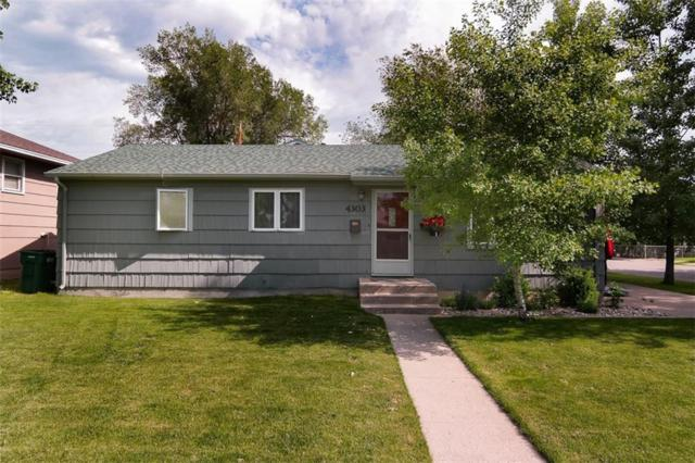 4303 Stone Street, Billings, MT 59101 (MLS #285748) :: Realty Billings