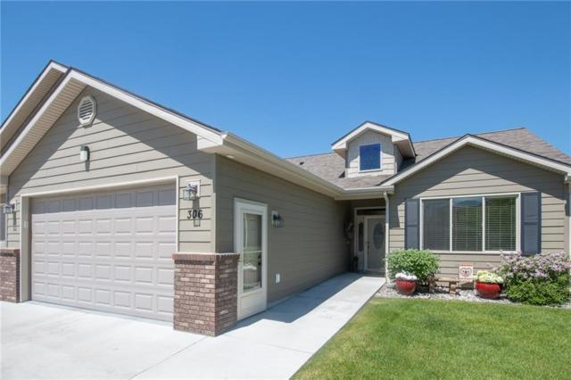 306 Stonegate Drive, Billings, MT 59102 (MLS #285756) :: Realty Billings