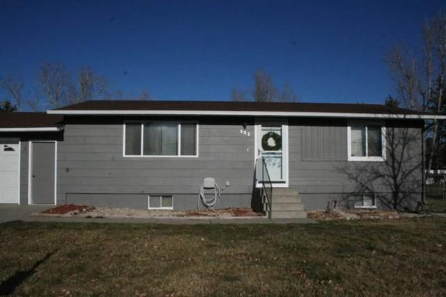 321 Nubias Place, Billings, MT 59105 (MLS #285917) :: Search Billings Real Estate Group