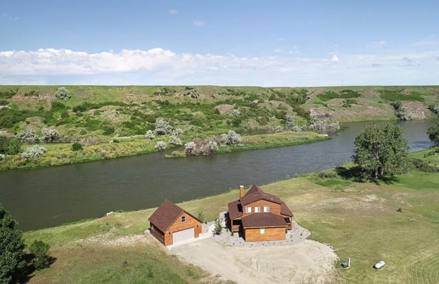 367 River Bend Road, Fort Smith, MT 59035 (MLS #285969) :: Realty Billings