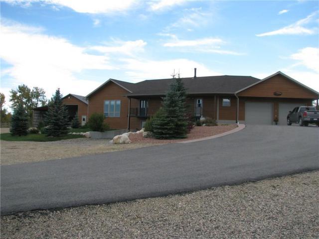 35 W West Bench Road, Red Lodge, MT 59068 (MLS #286094) :: Realty Billings