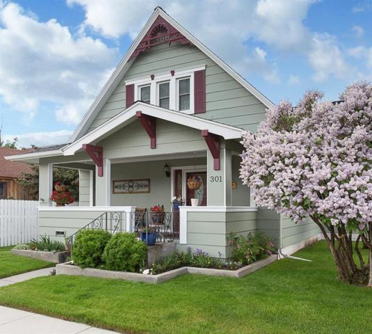 301 S Broadway Avenue, Red Lodge, MT 59068 (MLS #286160) :: Realty Billings