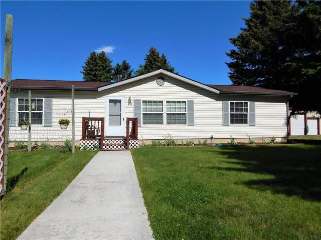 217 Lehner Avenue, Absarokee, MT 59001 (MLS #286188) :: Realty Billings
