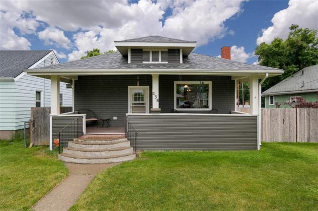 238 Custer Avenue, Billings, MT 59101 (MLS #286203) :: Realty Billings