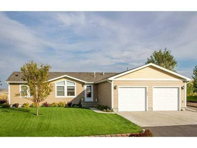 3805 Louis Drive, Huntley, MT 59037 (MLS #286327) :: Realty Billings