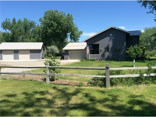 918 River Bend Road, Fort Smith, MT 59075 (MLS #286343) :: Realty Billings
