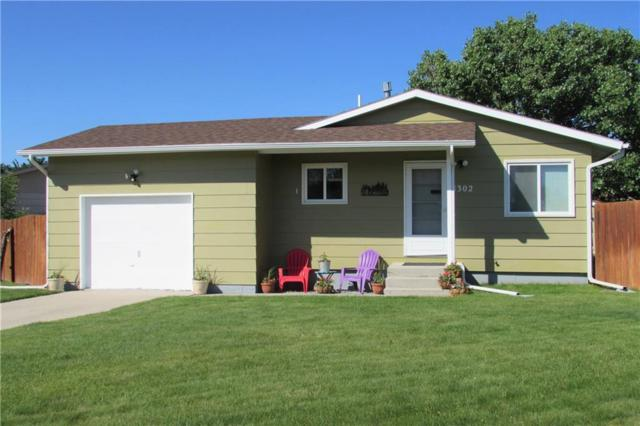1302 W 12th Street, Laurel, MT 59044 (MLS #286451) :: Search Billings Real Estate Group