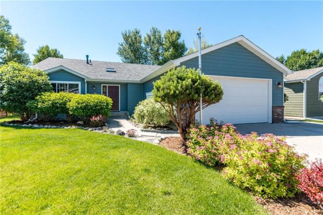 3756 Glantz Drive, Billings, MT 59102 (MLS #286452) :: The Ashley Delp Team