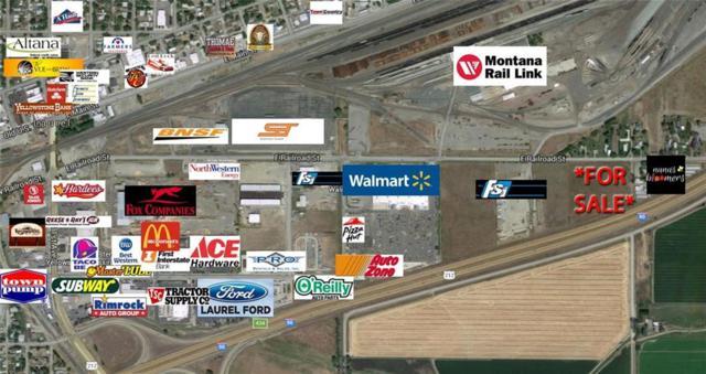 0 E Railroad Street, Laurel, MT 59044 (MLS #286666) :: Realty Billings