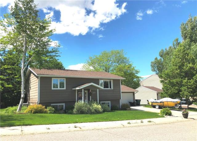 720 Topaz Avenue, Billings, MT 59105 (MLS #286725) :: Search Billings Real Estate Group