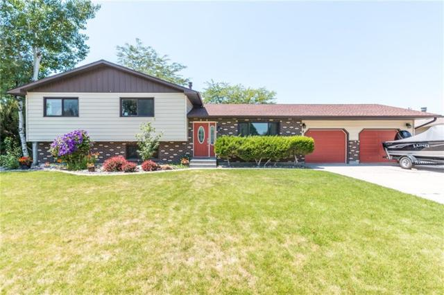 908 N Crow Avenue, Hardin, MT 59034 (MLS #286742) :: Realty Billings