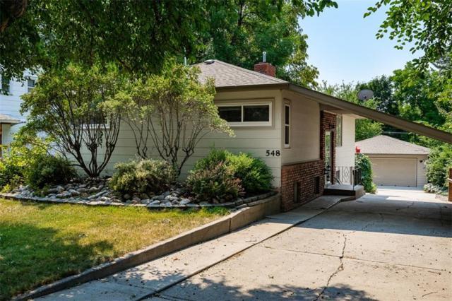 548 Park Lane, Billings, MT 59102 (MLS #286806) :: Realty Billings