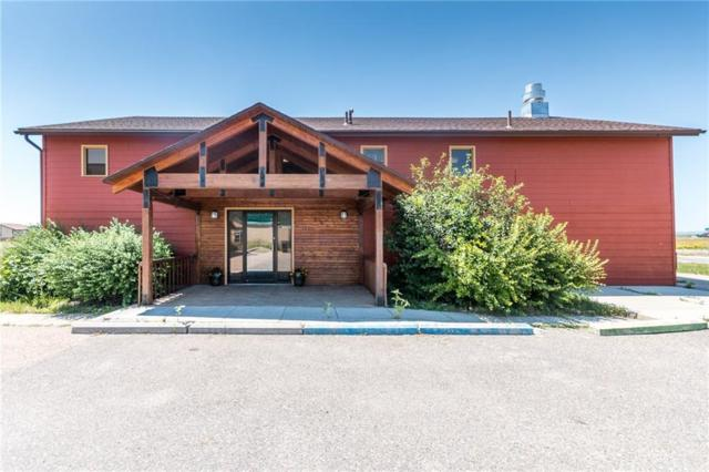 1426 N Crawford Avenue, Hardin, MT 59034 (MLS #286820) :: Realty Billings