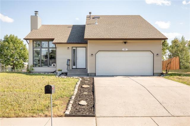 836 Ginger Avenue, Billings, MT 59105 (MLS #286835) :: Realty Billings