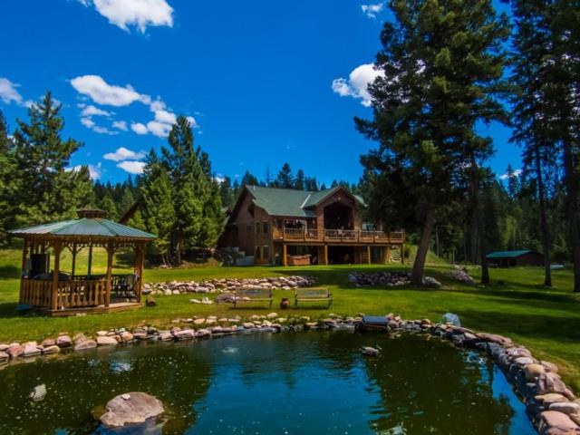 389 Airport Rd, Seeley Lake, Other-See Remarks, MT 59868 (MLS #286841) :: Search Billings Real Estate Group