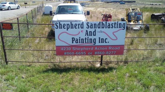 4230 Shepherd Acton Road Road, Shepherd, MT 59079 (MLS #286938) :: Search Billings Real Estate Group