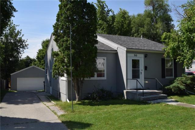 910 Yale Ave., Billings, MT 59102 (MLS #286941) :: Realty Billings