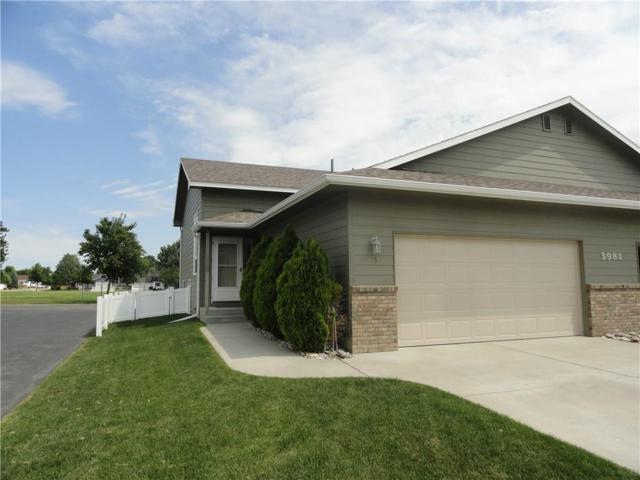 3981 Avenue D, Billings, MT 59102 (MLS #286949) :: Realty Billings