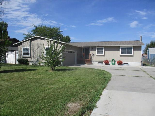 916 N Crow Ave, Hardin, MT 59034 (MLS #286965) :: Realty Billings