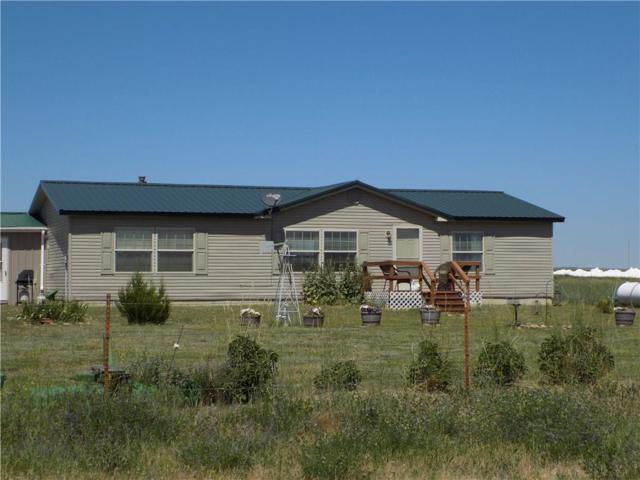 25 Dallman Street - Rapelje, Columbus, MT 59067 (MLS #287129) :: Realty Billings