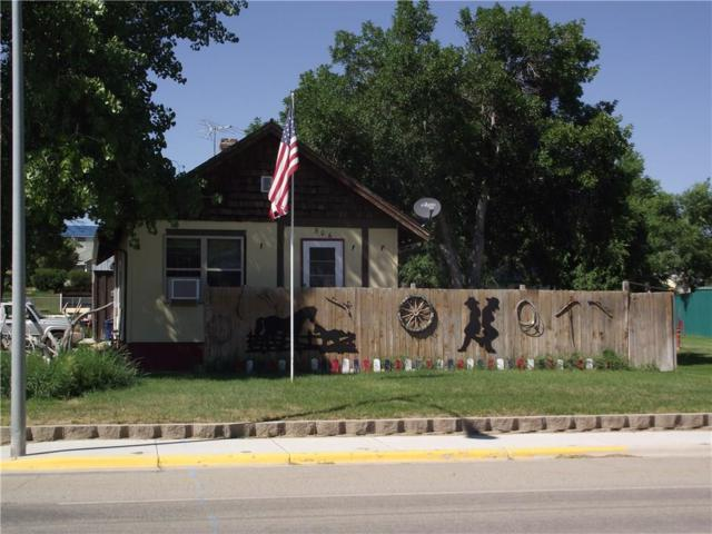 506 Second St Nw, Harlowton, MT 59036 (MLS #287139) :: Realty Billings