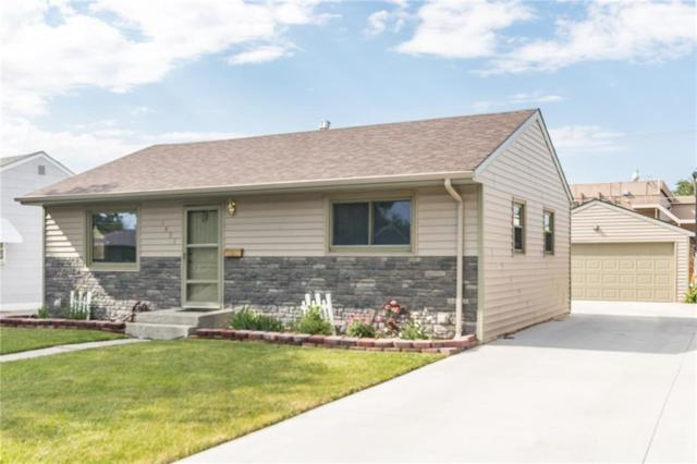 1831 Alderson Ave, Billings, MT 59102 (MLS #287155) :: Realty Billings