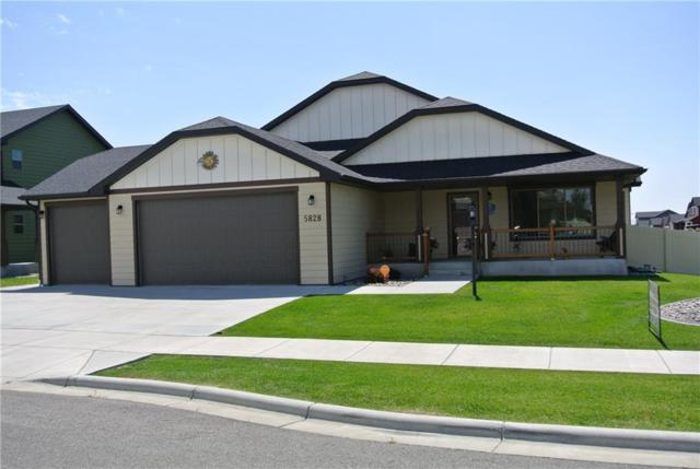 5828 Red Berry Trail, Billings, MT 59106 (MLS #287214) :: The Ashley Delp Team