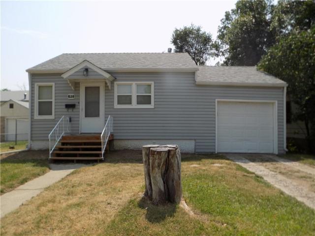 626 Cook Avenue, Billings, MT 59101 (MLS #287361) :: Search Billings Real Estate Group