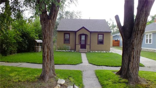 424 E 2nd Avenue N, Columbus, MT 59019 (MLS #287394) :: Search Billings Real Estate Group