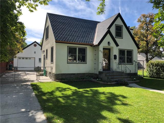 532 Wyoming Avenue, Billings, MT 59101 (MLS #288516) :: Search Billings Real Estate Group
