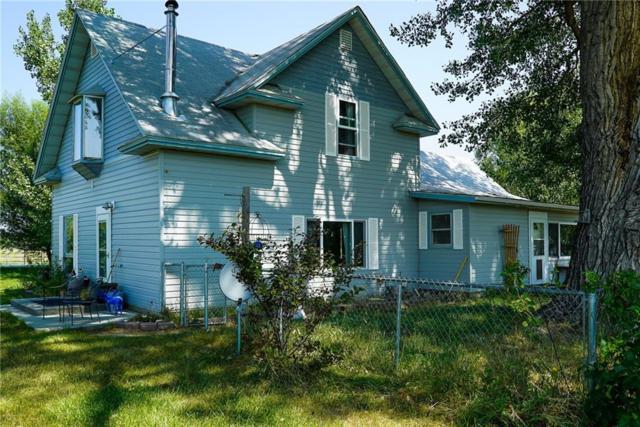 78 Jim Bridger Road, Bridger, MT 59014 (MLS #288713) :: Realty Billings