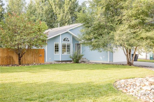 1222 Peony Drive, Billings, MT 59105 (MLS #289122) :: Realty Billings