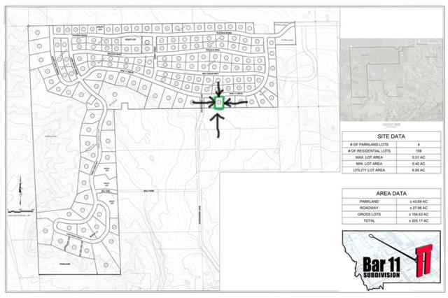 TBD Block 3 Lot 10 Bar 11 Drive, Billings, MT 59105 (MLS #289135) :: Realty Billings