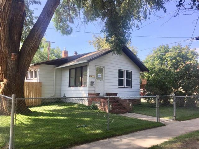 1014 W 6TH Street, Billings, MT 59101 (MLS #289204) :: Realty Billings