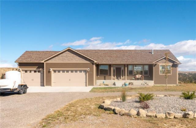 4240 Valley Canyon Ranch Road, Molt, MT 59057 (MLS #289584) :: The Ashley Delp Team