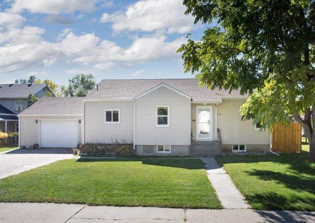 724 Howard Avenue, Billings, MT 59101 (MLS #289611) :: Realty Billings