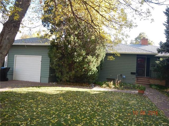 644 Park Lane, Billings, MT 59102 (MLS #289745) :: Realty Billings
