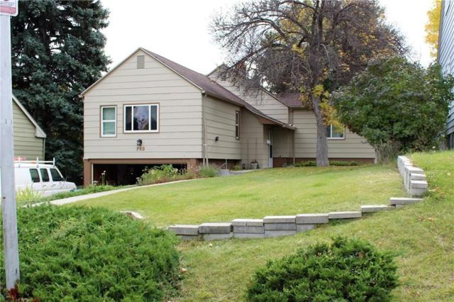 740 Alderson Avenue, Billings, MT 59101 (MLS #289815) :: Realty Billings