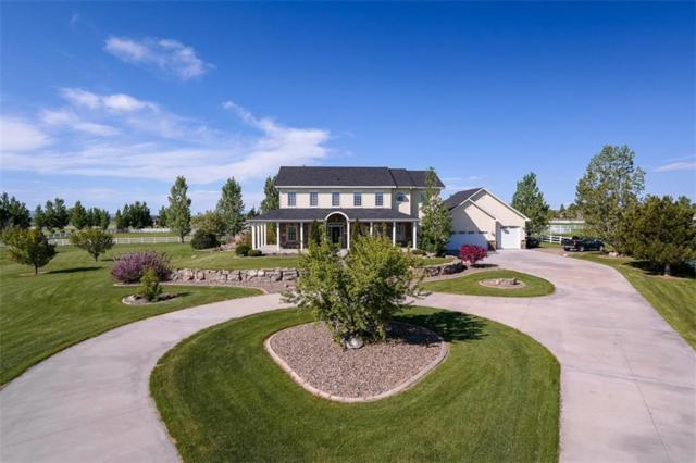1800 Pheasant Brook Drive, Laurel, MT 59044 (MLS #291045) :: Search Billings Real Estate Group