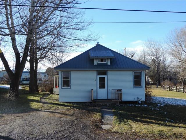 16 N Park St., Reed Point, MT 59069 (MLS #291219) :: Realty Billings
