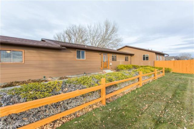 2105 Green Valley Dr, Billings, MT 59102 (MLS #291238) :: The Ashley Delp Team
