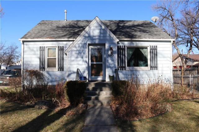 603 Miles Avenue, Billings, MT 59101 (MLS #291347) :: Realty Billings