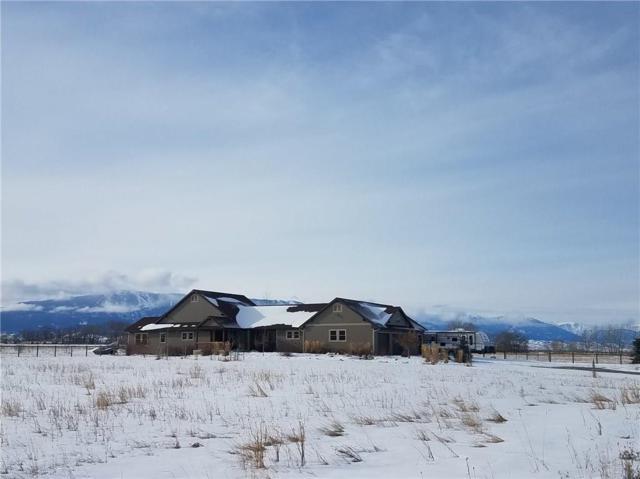 64 Horseshoe Trail, Red Lodge, MT 59068 (MLS #291474) :: Realty Billings